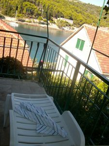 Photo for Apartment RK  A-Lorena 7(5)  - Stomorska, Island Solta, Croatia