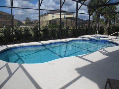 Photo for Solterra Resort  Pool Home with Games Room near Disney