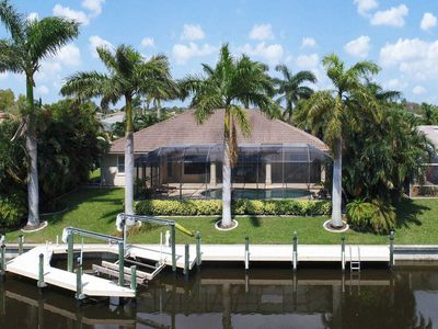 Photo for SWFL Rentals - Villa Serenity Palms - Beautiful Updated Home Sleeps 8