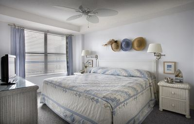 Photo for Gorgeous Ocean View King Suite w/ Balcony + Official On-Site Rental Privileges