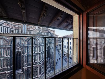 The Florian Apartment: The feeling of touching the Duomo-Self check in available