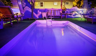 Photo for Unique Home w/Private Pool, Fenced Yard, Projector & 1920's Style Speakeasy!
