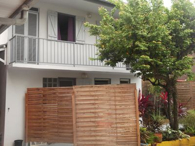 Photo for 1BR Townhome Vacation Rental in Cayenne, Arrondissement de Cayenne