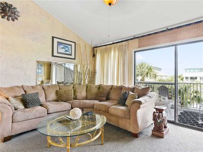 Photo for Nautical Watch C-13, 1 Bedrooms and a Loft, Pool, Beach Front, Sleeps 4