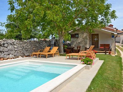 Photo for Vacation home Tomazin  in Pazin, Istria - 5 persons, 2 bedrooms