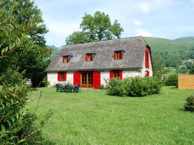 Photo for Comfortable cottage 6 people None, Hautes-Pyrénées, large lot