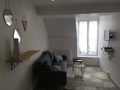 Photo for 1BR Apartment Vacation Rental in Montévrain