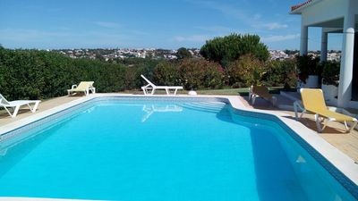 Photo for Villa near the beach with private pool great for a family of 4