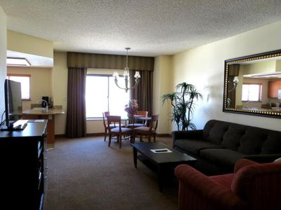 Photo for Polo Towers - Two-Bedroom JACUZZI TUB  - center Las VEGAS strip