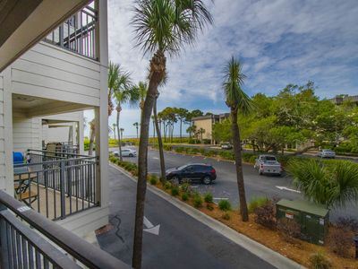 Photo for SUPER NICE! 1 BD, 1 BA, Ocean View! Coligny Area! 2 Bikes!
