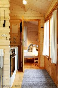 Photo for North Downs Cabin -  a cabin that sleeps 2 guests  in 1 bedroom
