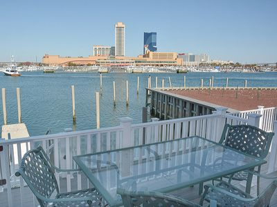 Photo for ALL ROOMS WATERFRONT/CASINO VIEW ON THE MOST EXCLUSIVE MARINA IN NEW JERSEY