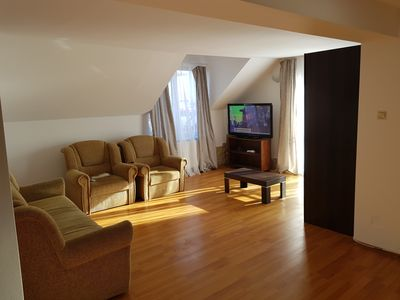 Photo for Lux Penthouse , 2 floors , 2 bathrooms 100sqm
