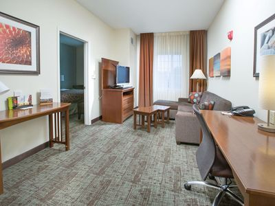 Photo for King Suite Near Bush Field Airport | Free Daily Breakfast + Fitness Center