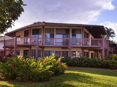 Photo for Walking Distance to Anini Beach Trailhead, Princeville Park, and Shopping Center