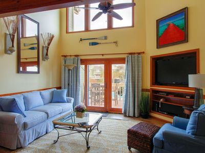 Photo for 3 bedroom, 3.5 bath Wild Dunes condo with ocean and pool views