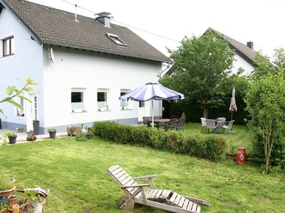 Photo for Detached holiday home, apartment 1 / for 2-4 persons, W-LAn free