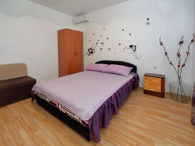 Photo for Studio flat with terrace Bibinje (Zadar)