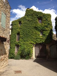 Photo for Near Uzès, a village house with authentic charm and completely renovated