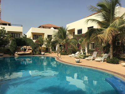 """Photo for """"Le Voyageur"""" Beautiful apartment in the South Natangue residence in the heart of Saly"""
