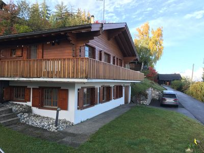 Photo for 4BR Chalet Vacation Rental in Haute-Nendaz