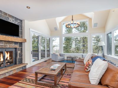 Photo for Beautiful home with unobstructed views in the Telluride Mountain Village