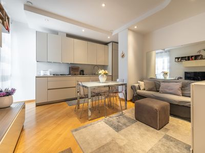 """Photo for Luxurious Holiday Apartment """"Stampace Home"""" in the Heart of Cagliari with Wi-Fi, Air Conditioning & Balcony"""