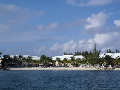 Photo for Grand Cayman Oceanfront Condo, Serenity Kai, Kaibo Yacht Club