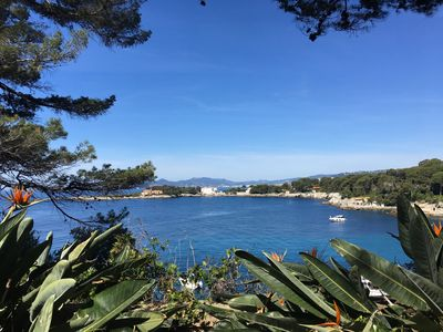 """Photo for """"Poetry"""" Beautiful apartment located in the heart of Cannes high floor"""