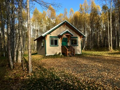 Photo for Talkeetna's Mount Dall Cottage
