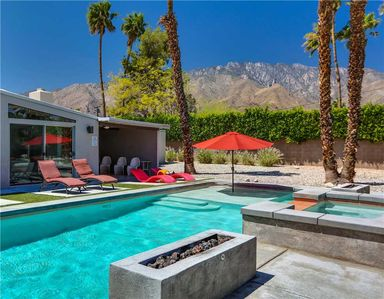 Photo for Mid-Century Modern Elegance in Palm Springs