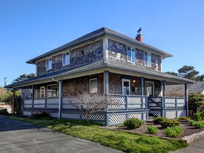 Photo for Experience this beautiful and classic home in the heart of Seaside, Oregon!