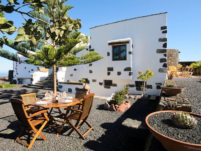 Photo for Gorgeous Garden with Stunning View - Los 4 Nobles