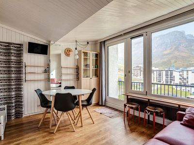 Photo for Apartment in Tignes with direct access to the slopes - 2 room apartment 6 people Selection