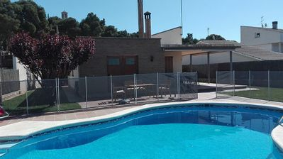 Photo for Self catering La Caseta del Parc for 7 people