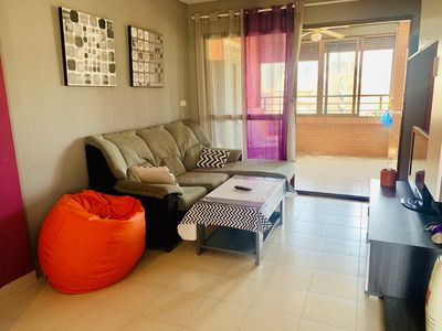Photo for A873 - Costablanca - Apartment for 4 people in Cala de Finestrat