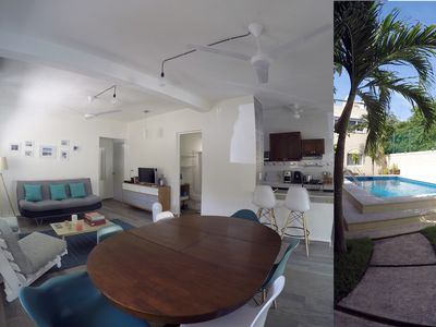 Photo for Super equipped apartment near the beach and 5th Avenue