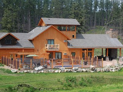 Photo for 6BR Lodge Vacation Rental in Hill City, South Dakota