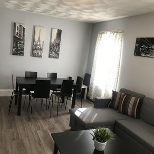 Photo for Spacious 3 bedroom apartment in a safe residential neighborhood.
