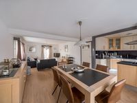 A modern and pleasant property in a rural village.