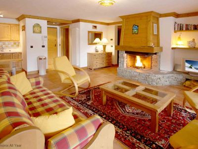 Photo for Residence des Alpes 302 appt -  an apartment that sleeps 6 guests  in 2 bedrooms