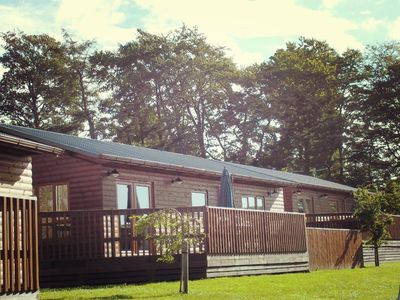 Photo for Mountain Ash Lodge, Fife