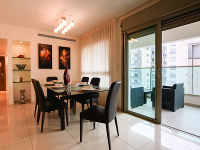 Photo for Ramat Aviv. Eliyahu Berlin 8 - Apartment for 8 people in Tel Aviv - Jaffa