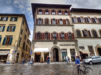 Photo for Apartment Apt. San Lorenzo III  in Florence, Florence and surroundings - 4 persons, 2 bedrooms