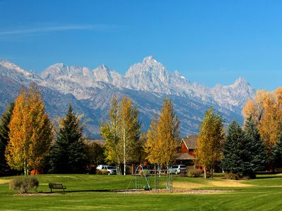 Photo for Close to the town of Jackson and Grand Teton National Park!