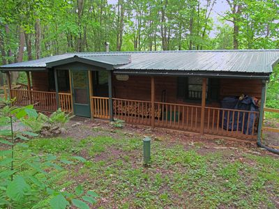 Welcome to your Peaceful and Private Deep Creek Lake Getaway!