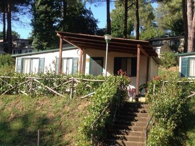 Photo for Luxury mobile homes with air conditioning in central Tuscany (Pisa region - Lucca - Florence)