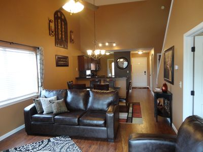 """Photo for STUNNING LUXURY CONDO~Newly remodeled~ Wifi ~ 55"""" LED TV~3 King bd~3Bath"""