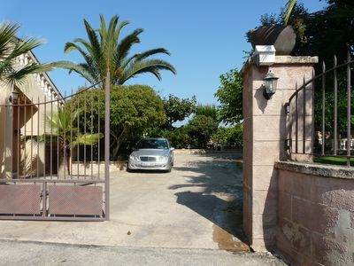 Photo for character typical Mallorcan house with private pool and wifi