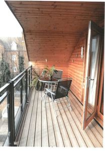 Photo for Crow's Nest...lovely first floor apartment tucked away but close to holiday amenities and town centr